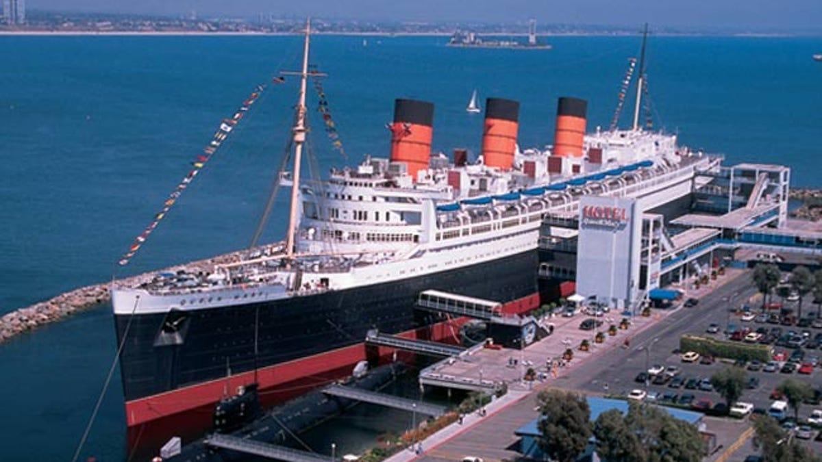 the last surviving transatlantic ocean liners