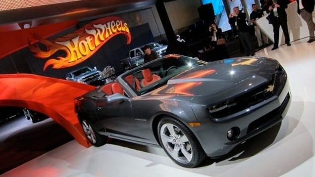 camaro convertible the mullet drops its top. Black Bedroom Furniture Sets. Home Design Ideas