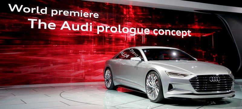Illustration for article titled This Is The Future Of All Audi Design
