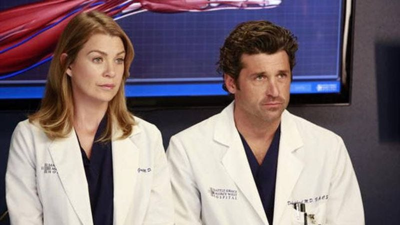 Illustration for article titled Stars of Grey's Anatomy to remain stars of Grey's Anatomy