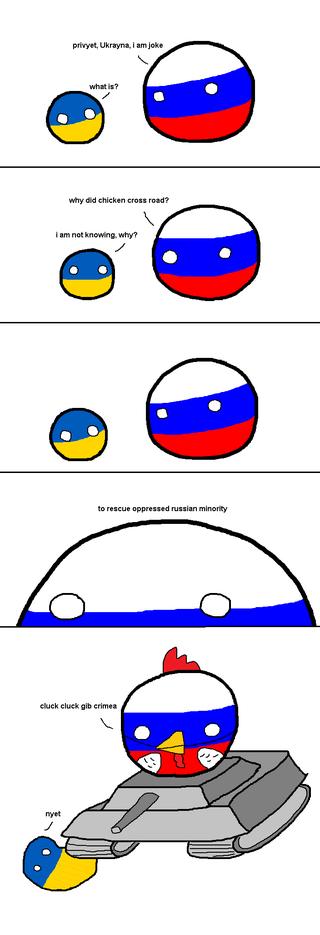 Illustration for article titled polandball
