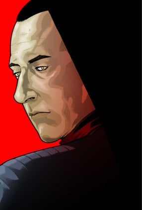 Illustration for article titled Guess Who's Back In Star Trek Tie-In Comics!