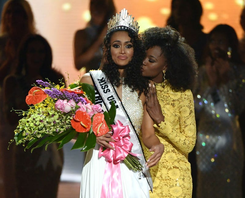 Miss USA 2017 Kara McCullough (Ethan Miller/Getty Images)