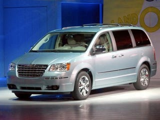Illustration for article titled New Chrysler Minivans Selling So Well They're Closing The Factory