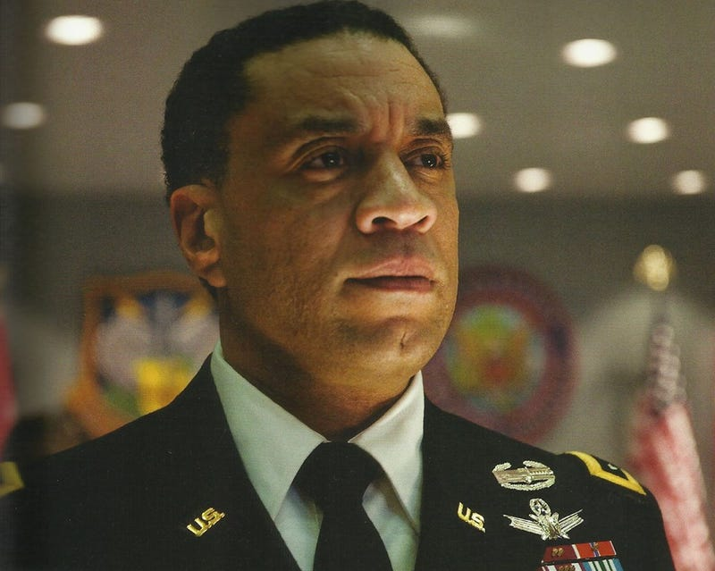 Harry Lennix in Man of Steel(Warner Bros. screenshot)
