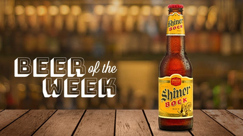 Beer Of The Week: Don't forget Shiner Bock
