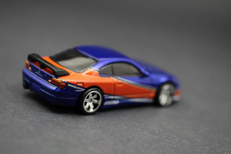 Illustration for article titled Hot Wheels Fast and Furious Series: Han Seoul-oh's Silvia S15