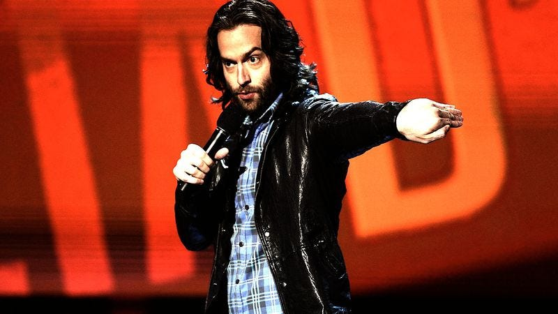 Illustration for article titled Chris D'Elia on haters, flirting, and why he's selfish