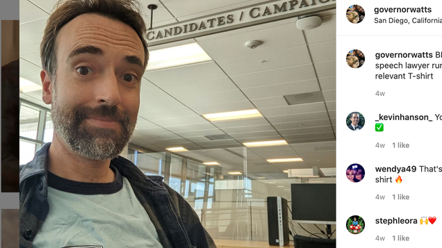 Guy Behind Fake Cormac McCarthy Twitter Account is Actually a California Gubernatorial Candidate