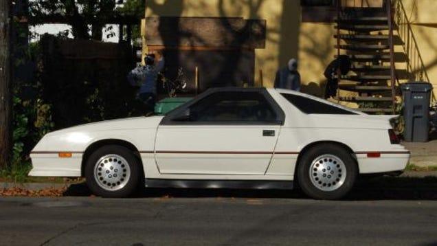 Island Chrysler Dodge >> 1986 Dodge Daytona Turbo Z