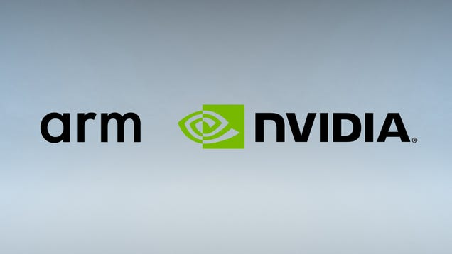 Nvidia Buying Arm Means Nothing for Apple, but Maybe Good Things for Nintendo
