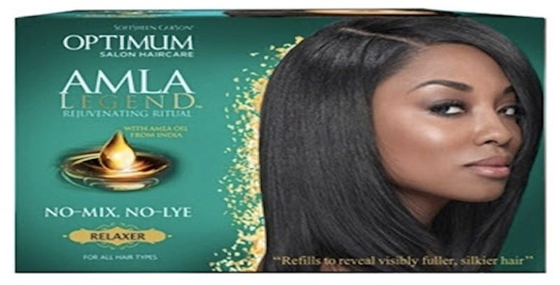 L'Oréal is being sued by clients who said this hair relaxer burned their scalps and made them go bald. Twitter