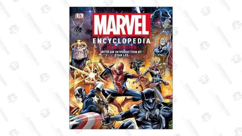 Marvel Encyclopedia | $23 | Amazon