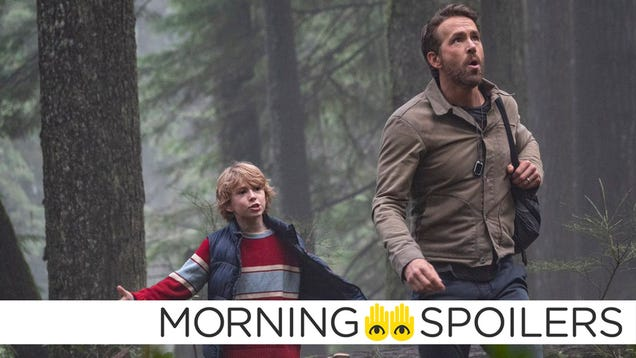First Images From Ryan Reynolds  Sci-Fi Project Reveal Time Travel Escapades
