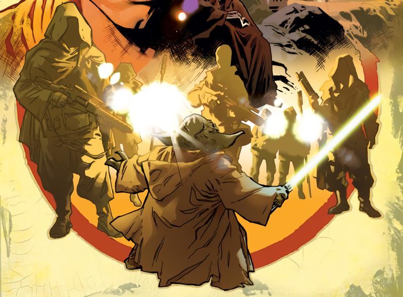 Imagen: Star Wars (creada por Salvador Larocca).