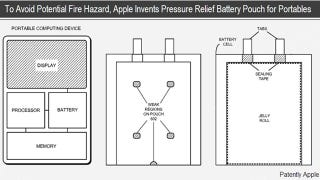 Illustration for article titled Apple Patents Non-Exploding Batteries