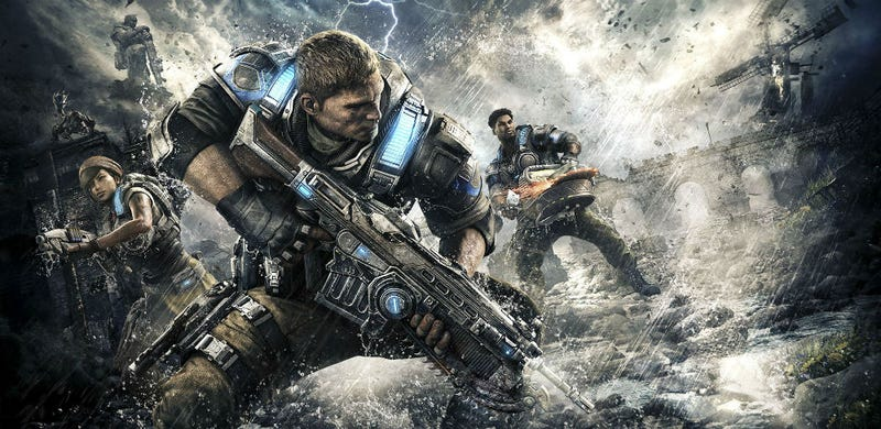 Illustration for article titled Universal and Microsoft are Moving Ahead With a Gears of War Movie