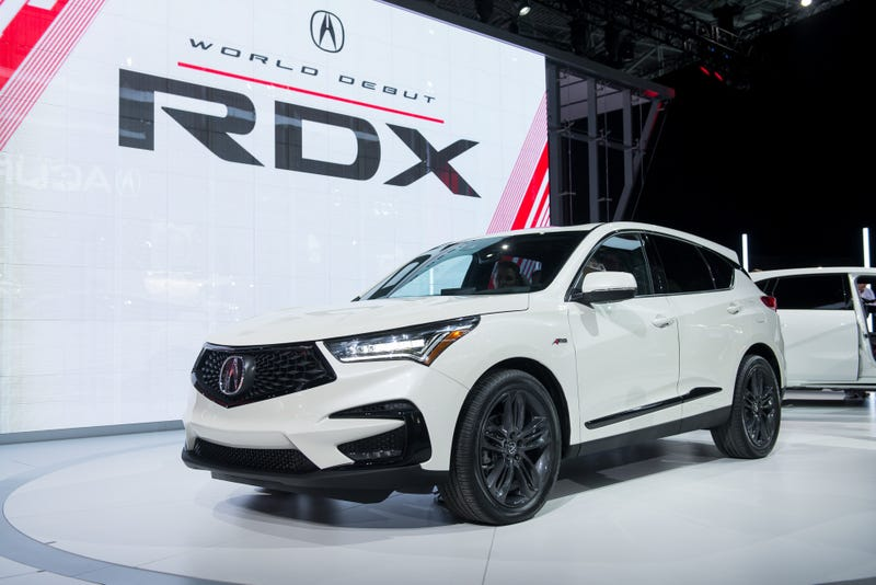 Oh Hey I Guess That S A 2019 Acura Rdx