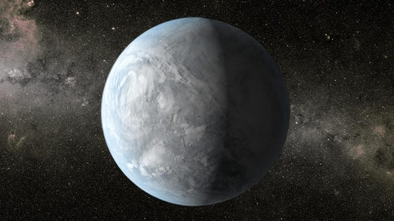 Illustration for article titled A New Calculation Predicts Hundreds Of Billions Of Earth-Like Planets