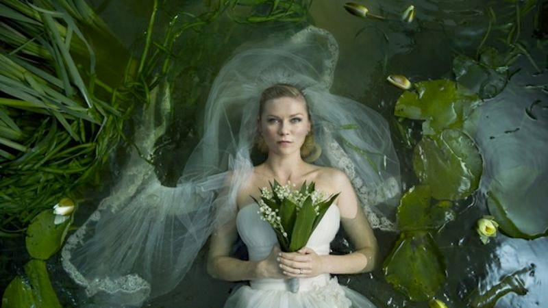 Illustration for article titled Lars Von Trier says he didn't torture Kirsten Dunst, much to his disappointment