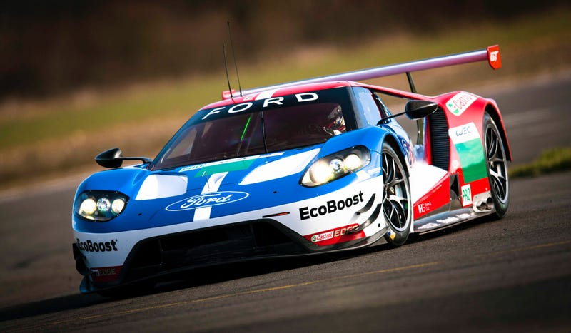 Image credit: Ford Performance