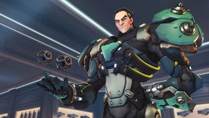 Illustration for article titled Sigma Is Tearing Up The Overwatch Playbook