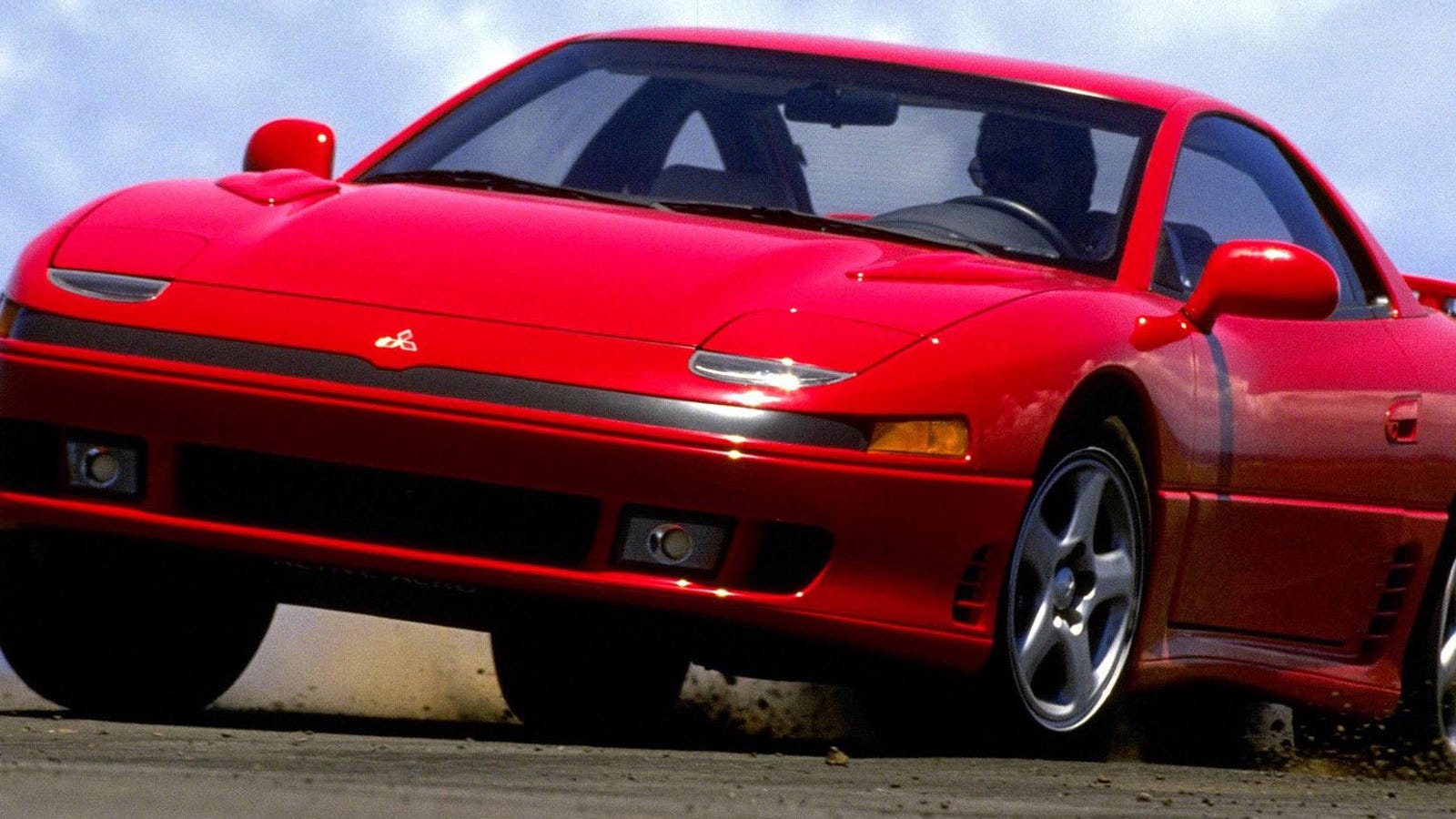 Look How Awesome Mitsubishi S Lineup Was 20 Years Ago