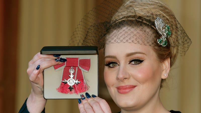 Illustration for article titled Adele Teases Her New Album With a Cryptic Tweet