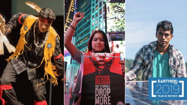 Why Indigenous Youth Were 2019 s Climate Warriors