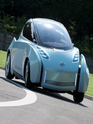 Automakers Need To Stop Making Leaning Car Concepts