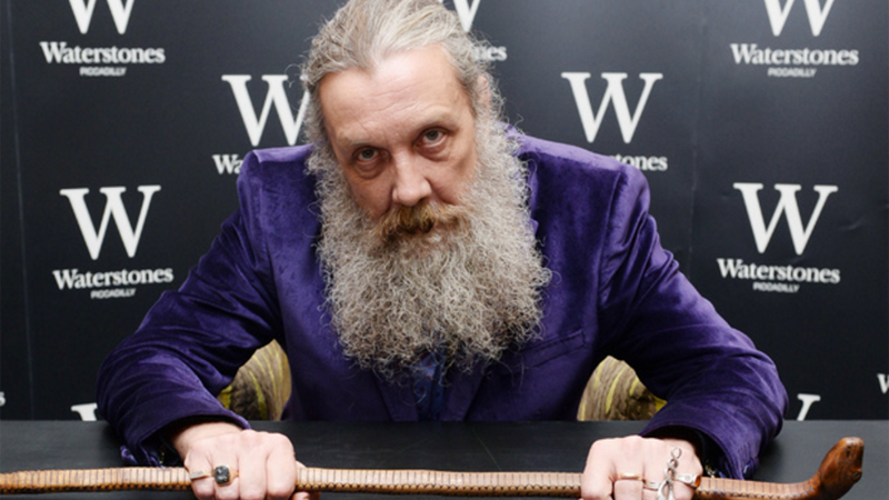 Illustration for article titled Alan Moore Is Retiring From Comics