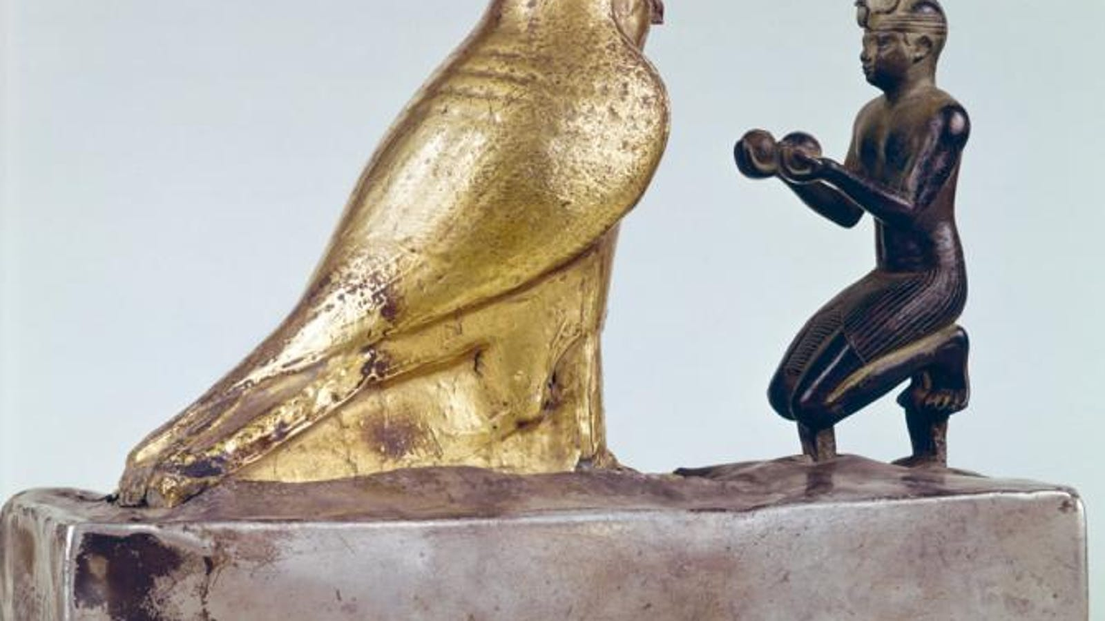 The Meaning Behind a Nubian Ruler's Offering to a Falcon God