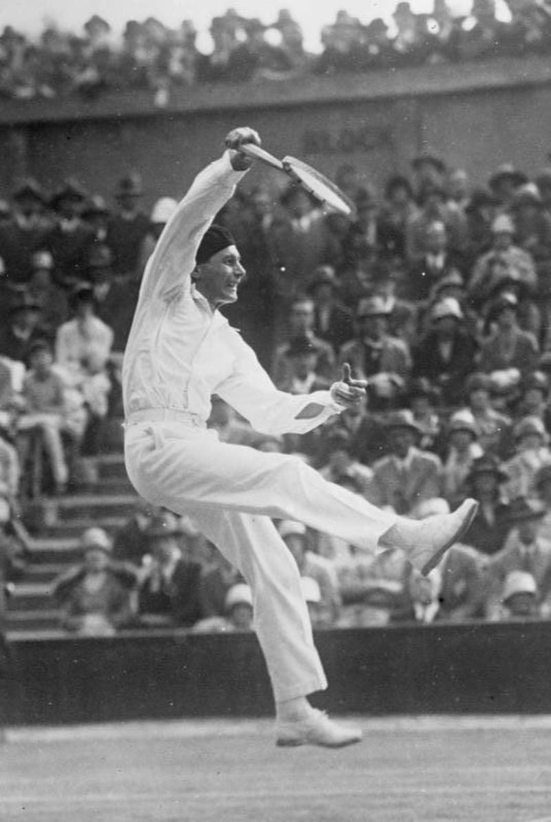 Jean Borotra The Most Interesting Man In Tennis Won 19 Grand