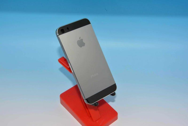 Illustration for article titled ¿Es este el nuevo color del iPhone 5S?