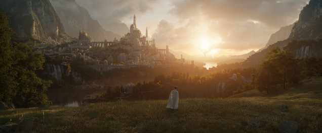 Amazon s Lord of the Rings Series Just Dropped a Surprising Bit of Season 2 News