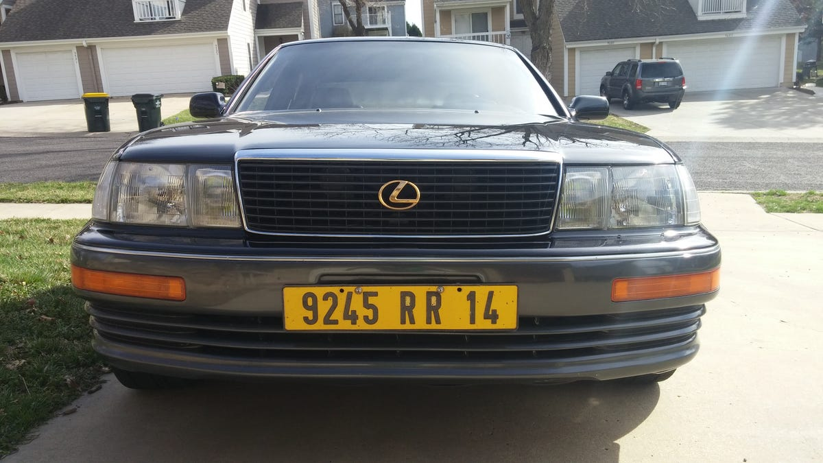 How To Make The Lexus Ls 400 As Reliable Everyone Thinks It Is Toyota Wiring Diagram