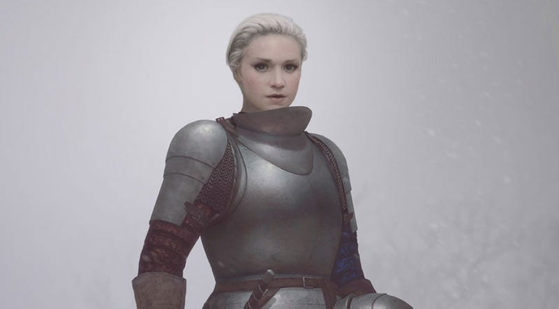 Illustration for article titled The Adventures Of Young Brienne Of Tarth