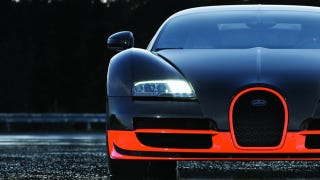 Illustration for article titled ​Bugatti Veyron Successor Will Reportedly Be A 1,500-HP Hybrid