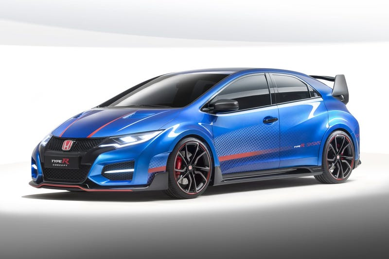honda civic type r finally will arrives at us coasts. Black Bedroom Furniture Sets. Home Design Ideas