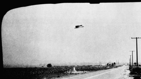 What We Know About the Navy's UFO Problem