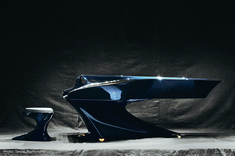 Illustration for article titled Ten Years of Research Has Produced the Piano of the Future