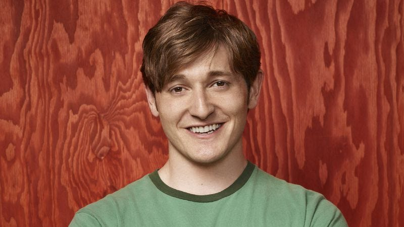 Illustration for article titled Raising Hope's Lucas Neff on starting stand-up and how his show apes The Simpsons