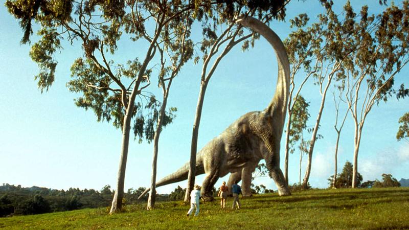 Nice dinosaur.