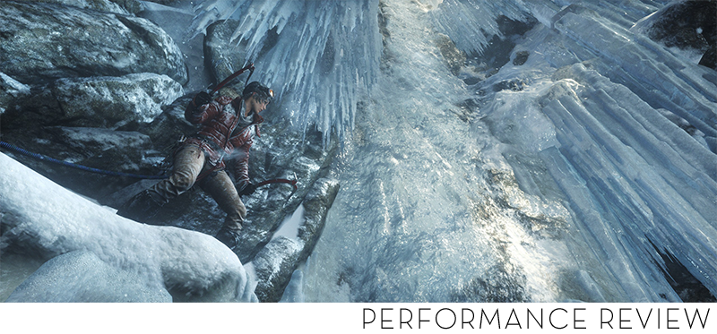 Illustration for article titled Rise Of The Tomb Raider PC Benchmarks: Steep Demands
