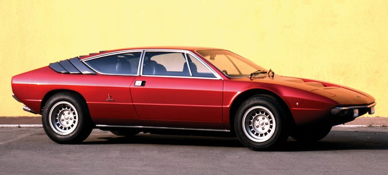 Illustration for article titled What Was The Least Lamborghini Lamborghini?