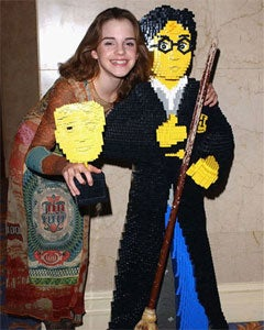lego harry potter officially announced. Black Bedroom Furniture Sets. Home Design Ideas