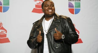 Sean Kingston in 2011 ADRIAN SANCHEZ-GONZALEZ/AFP/Getty Images