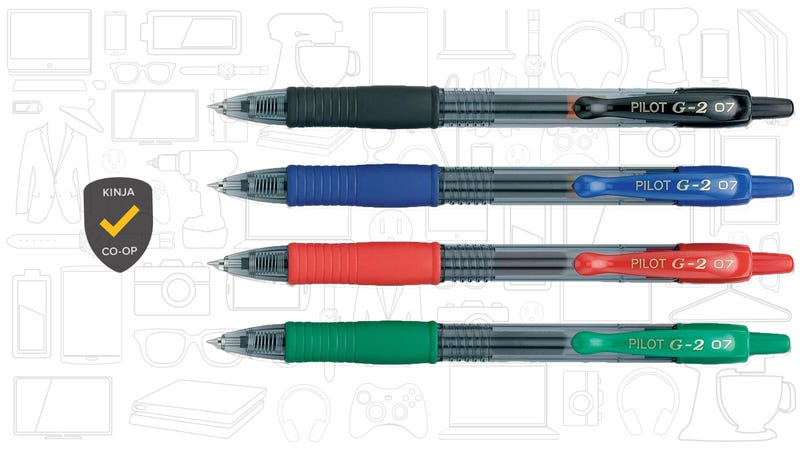 Illustration for article titled Your Pick For The Best Pen: Pilot G-2