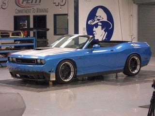 Ilration For Article Led Droptop Customs Developing Dodge Challenger Rt Convertible