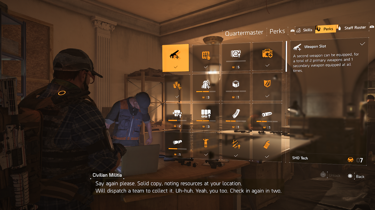 Tips For Playing The Division 2